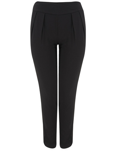 Black Soft Suiting Pant